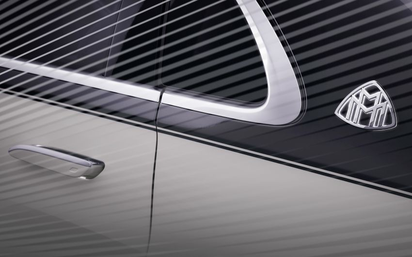 Z223 Mercedes-Maybach S-Class teased before debut Image #1212278