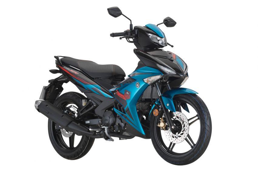 Yamaha Y15ZR diperkenal dalam grafik baru di M'sia Image #1206874