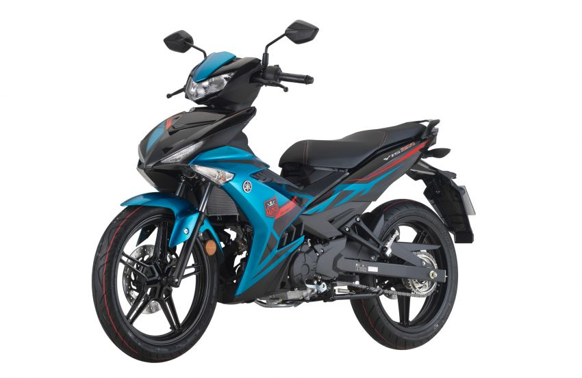Yamaha Y15ZR diperkenal dalam grafik baru di M'sia Image #1206873