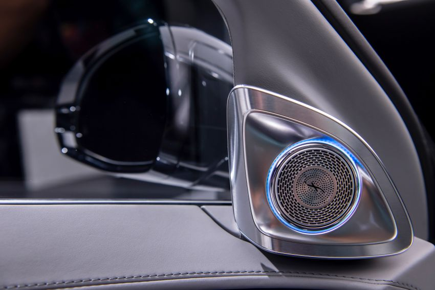 Z223 Mercedes-Maybach S-Class debuts – ultra-posh, tech-loaded flagship limo with 3,396 mm wheelbase Image #1214137
