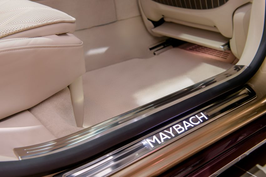 Z223 Mercedes-Maybach S-Class debuts – ultra-posh, tech-loaded flagship limo with 3,396 mm wheelbase Image #1214184