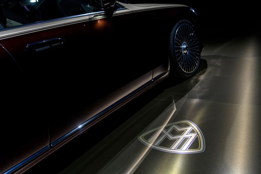 Z223 Mercedes-Maybach S-Class debuts – ultra-posh, tech-loaded flagship limo with 3,396 mm wheelbase Image #1214207