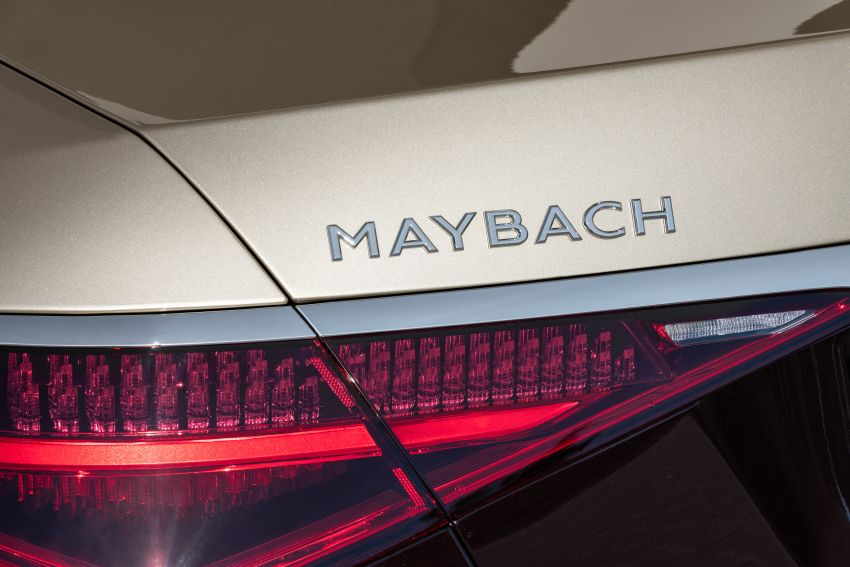Z223 Mercedes-Maybach S-Class debuts – ultra-posh, tech-loaded flagship limo with 3,396 mm wheelbase Image #1213989