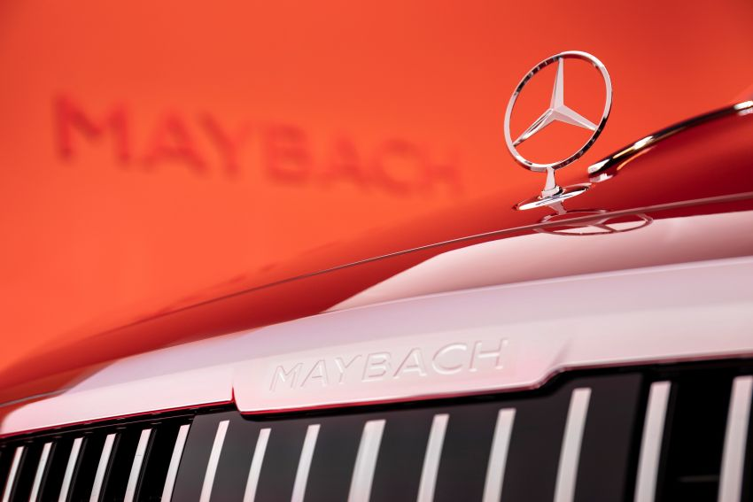 Z223 Mercedes-Maybach S-Class debuts – ultra-posh, tech-loaded flagship limo with 3,396 mm wheelbase Image #1214067