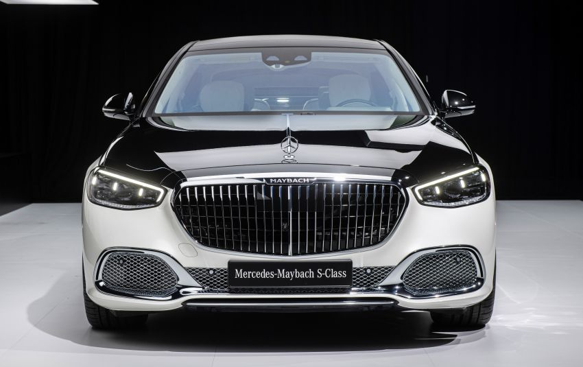 Z223 Mercedes-Maybach S-Class debuts – ultra-posh, tech-loaded flagship limo with 3,396 mm wheelbase Image #1214116