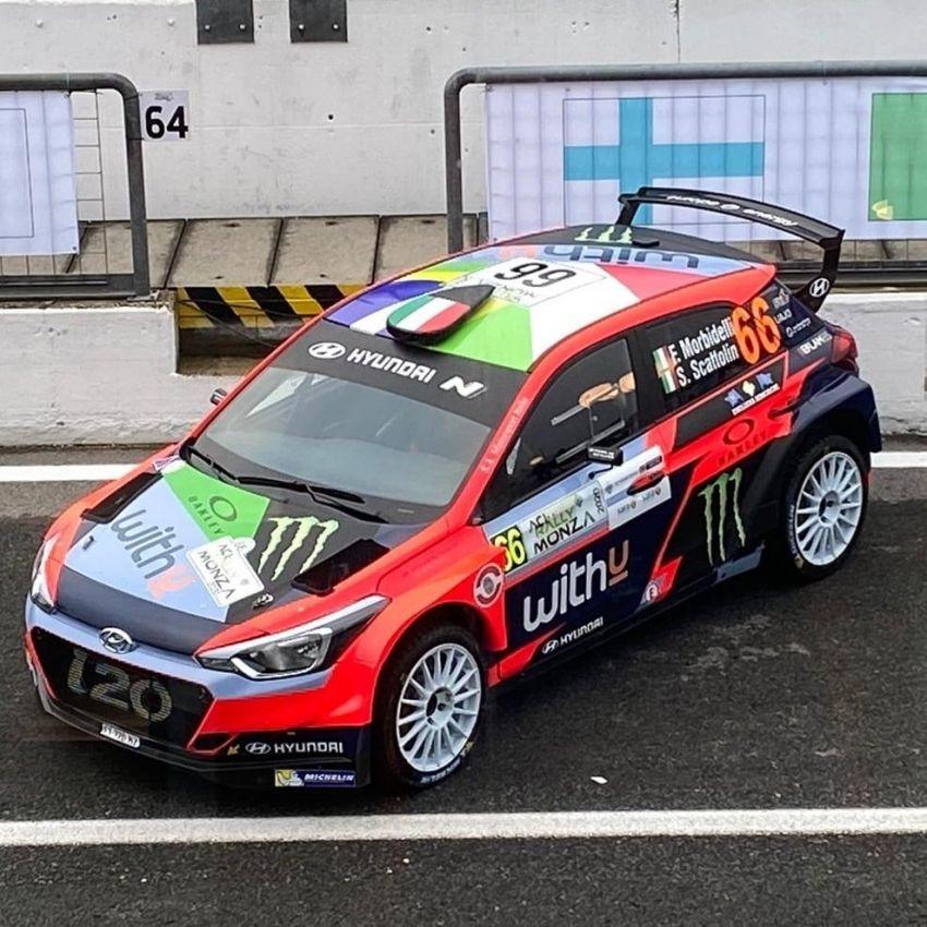 Petronas SRT's Franco Morbidelli goes rally racing Image #1221113