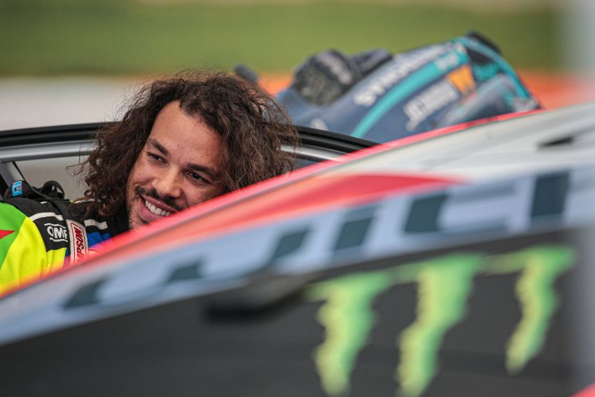 Petronas SRT's Franco Morbidelli goes rally racing Image #1221114