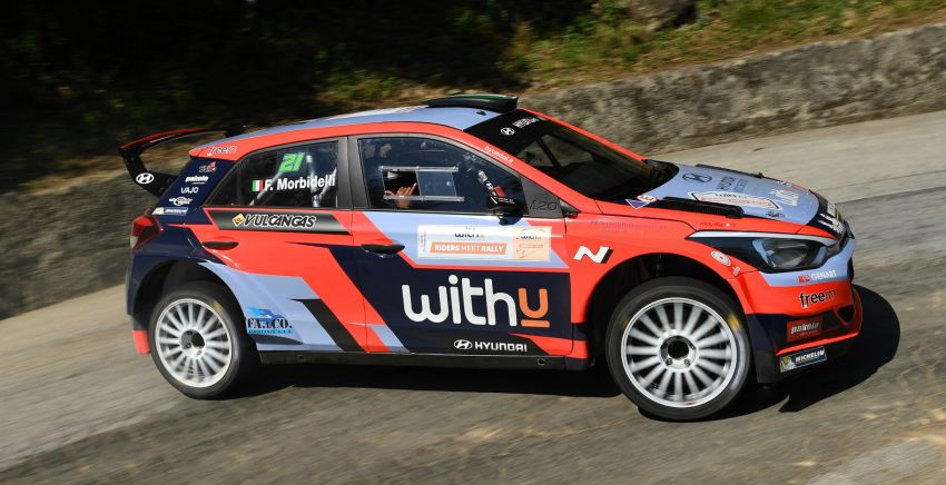 Petronas SRT's Franco Morbidelli goes rally racing Image #1221106