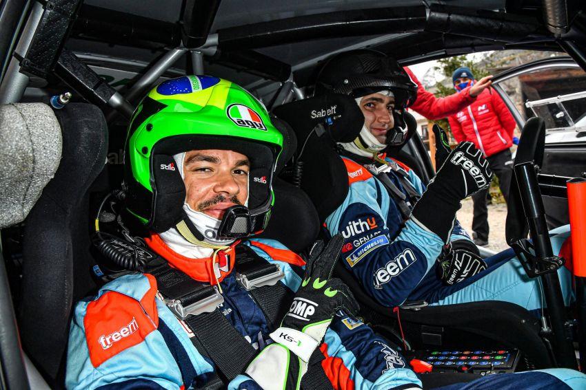 Petronas SRT's Franco Morbidelli goes rally racing Image #1221108