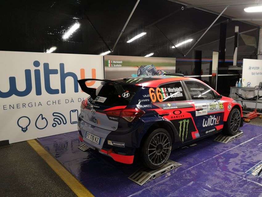 Petronas SRT's Franco Morbidelli goes rally racing Image #1221109