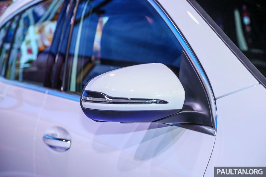 Mercedes-Benz GLA H247 2021 kini di M'sia — GLA 200, GLA 250 AMG Line, dari RM244k tanpa SST Image #1223704