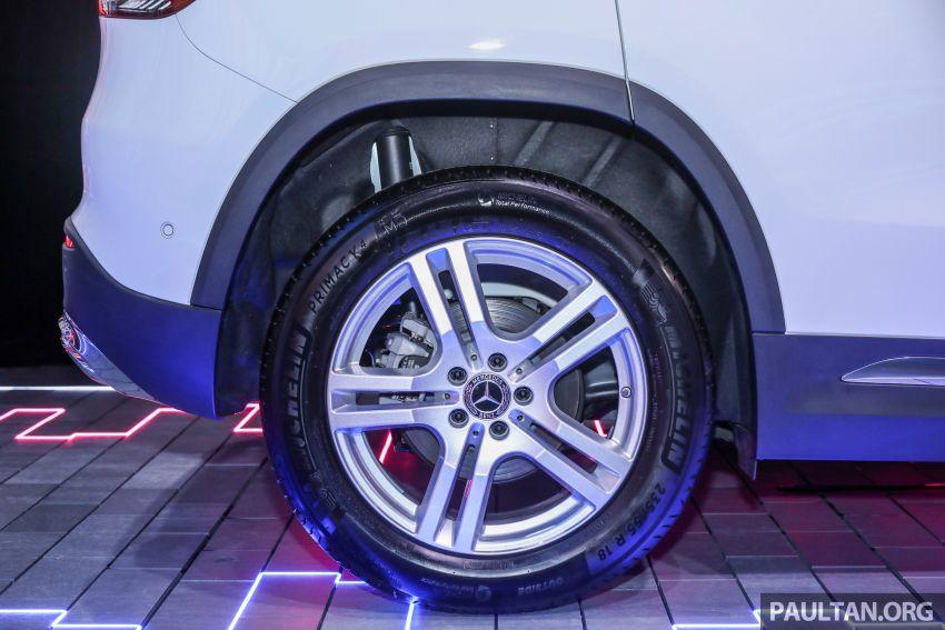 Mercedes-Benz GLA H247 2021 kini di M'sia — GLA 200, GLA 250 AMG Line, dari RM244k tanpa SST Image #1223708