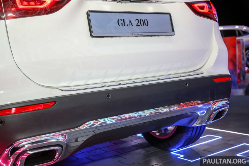 2021 Mercedes-Benz GLA launched in Malaysia – H247 GLA200, GLA250 AMG Line, from RM244k without SST Image #1223494