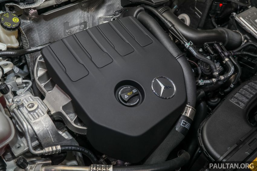 2021 Mercedes-Benz GLA launched in Malaysia – H247 GLA200, GLA250 AMG Line, from RM244k without SST Image #1223497