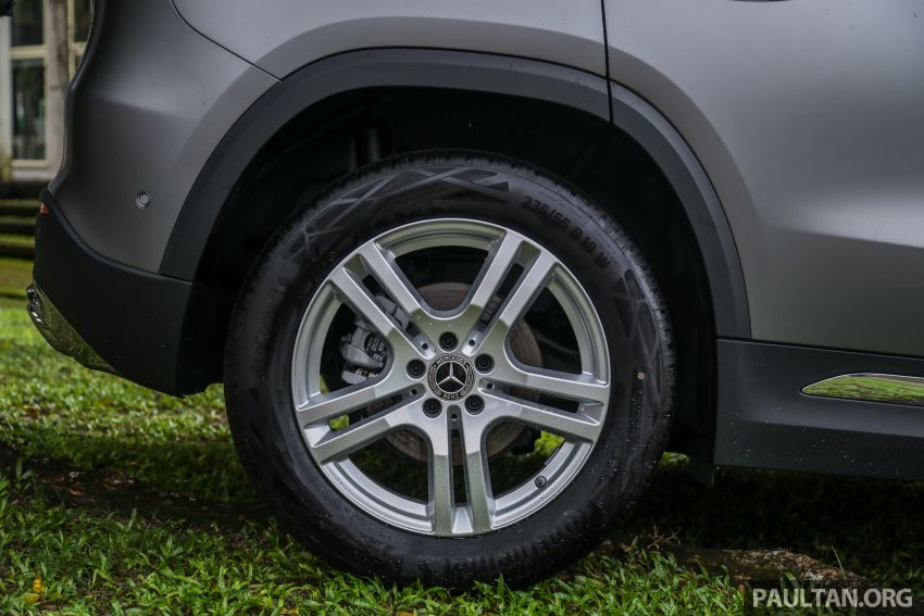 Mercedes-Benz GLA H247 2021 kini di M'sia — GLA 200, GLA 250 AMG Line, dari RM244k tanpa SST Image #1223725