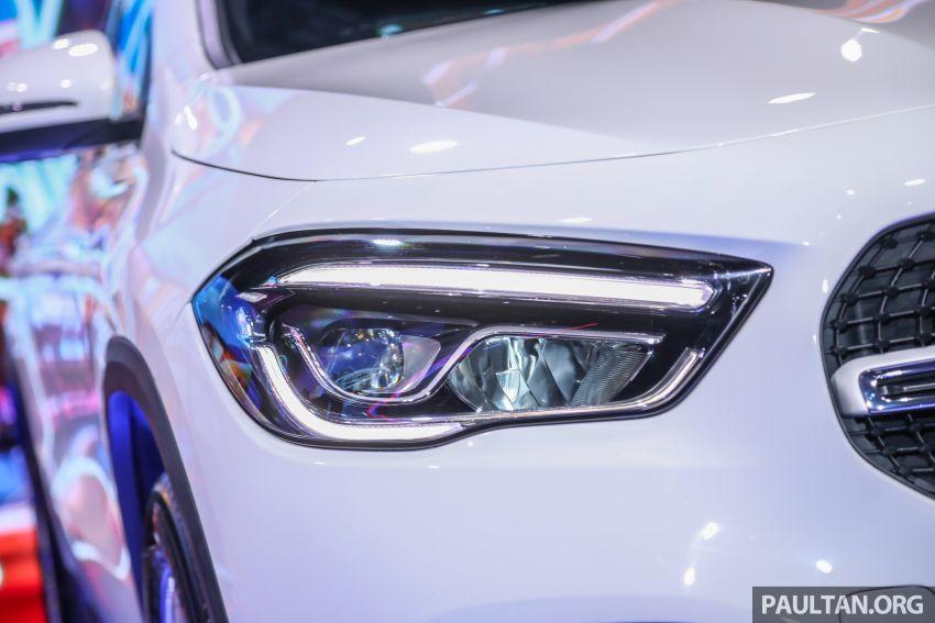 Mercedes-Benz GLA H247 2021 kini di M'sia — GLA 200, GLA 250 AMG Line, dari RM244k tanpa SST Image #1223698