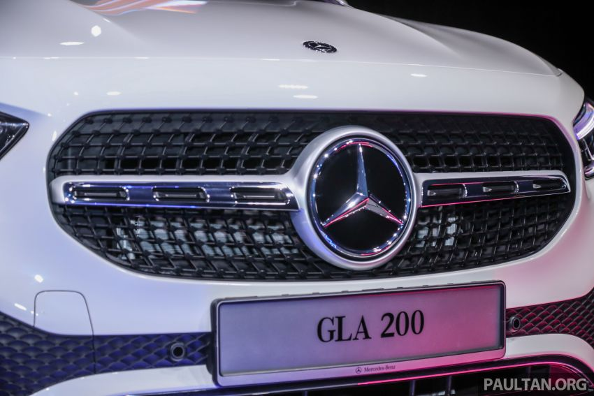 2021 Mercedes-Benz GLA launched in Malaysia – H247 GLA200, GLA250 AMG Line, from RM244k without SST Image #1223481