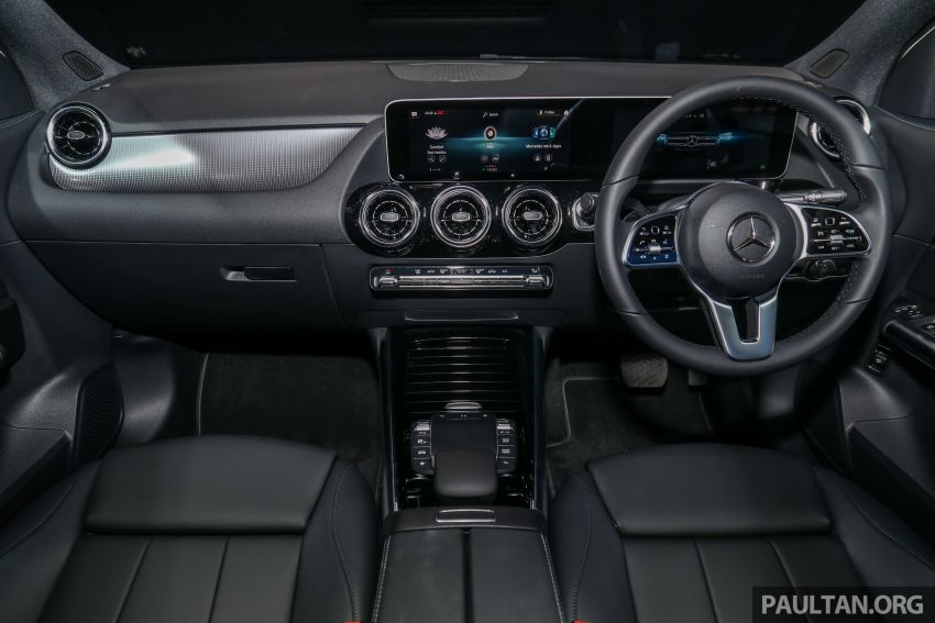2021 Mercedes-Benz GLA launched in Malaysia – H247 GLA200, GLA250 AMG Line, from RM244k without SST Image #1223507