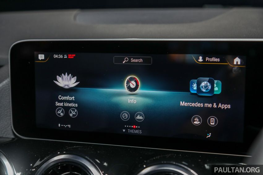 Mercedes-Benz GLA H247 2021 kini di M'sia — GLA 200, GLA 250 AMG Line, dari RM244k tanpa SST Image #1223737