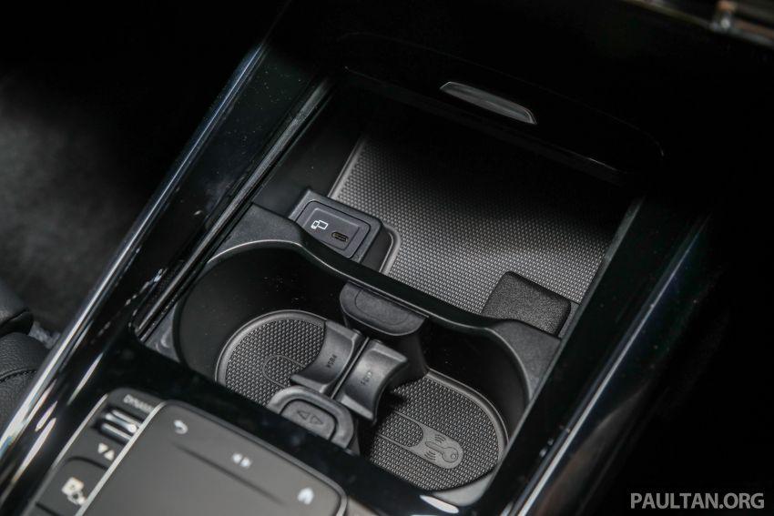 Mercedes-Benz GLA H247 2021 kini di M'sia — GLA 200, GLA 250 AMG Line, dari RM244k tanpa SST Image #1223746