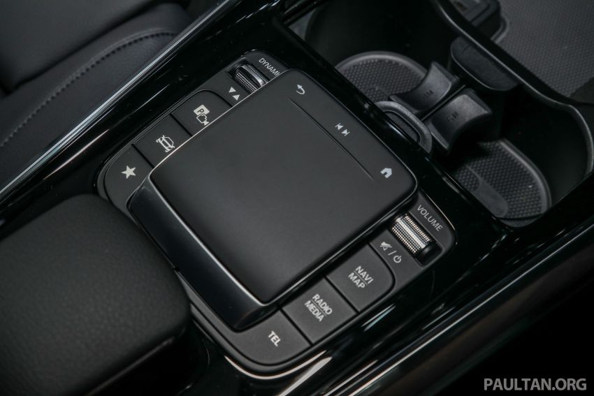 Mercedes-Benz GLA H247 2021 kini di M'sia — GLA 200, GLA 250 AMG Line, dari RM244k tanpa SST Image #1223747