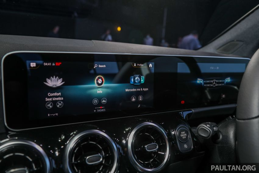 2021 Mercedes-Benz GLA launched in Malaysia – H247 GLA200, GLA250 AMG Line, from RM244k without SST Image #1223509