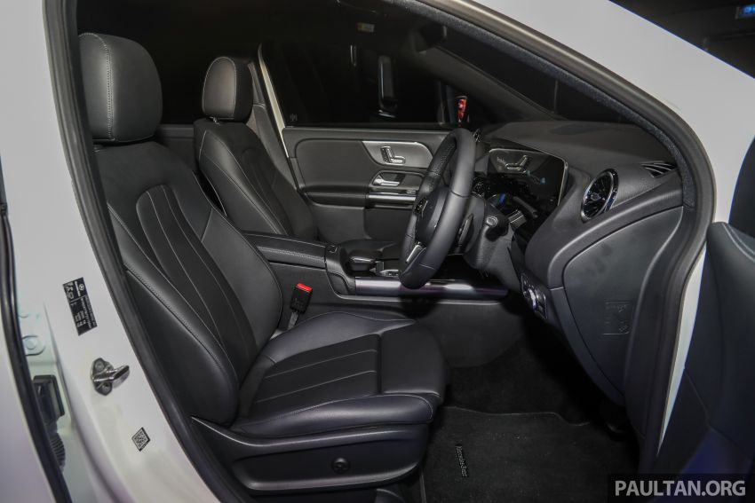 2021 Mercedes-Benz GLA launched in Malaysia – H247 GLA200, GLA250 AMG Line, from RM244k without SST Image #1223536