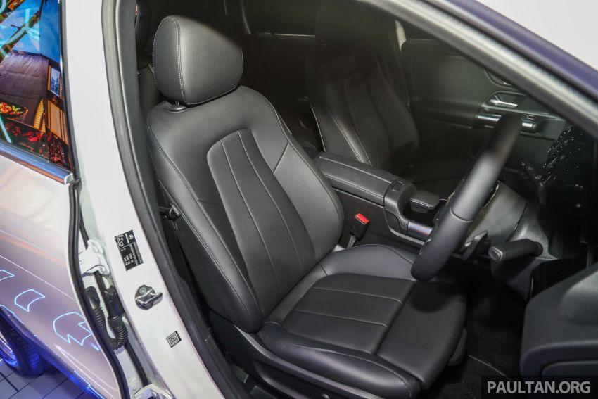 Mercedes-Benz GLA H247 2021 kini di M'sia — GLA 200, GLA 250 AMG Line, dari RM244k tanpa SST Image #1223759