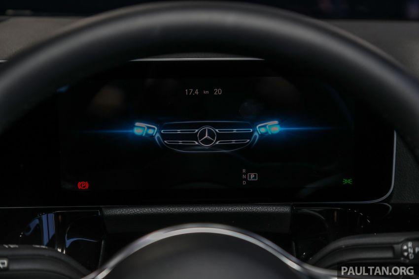 Mercedes-Benz GLA H247 2021 kini di M'sia — GLA 200, GLA 250 AMG Line, dari RM244k tanpa SST Image #1223730