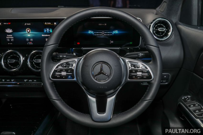 2021 Mercedes-Benz GLA launched in Malaysia – H247 GLA200, GLA250 AMG Line, from RM244k without SST Image #1223511
