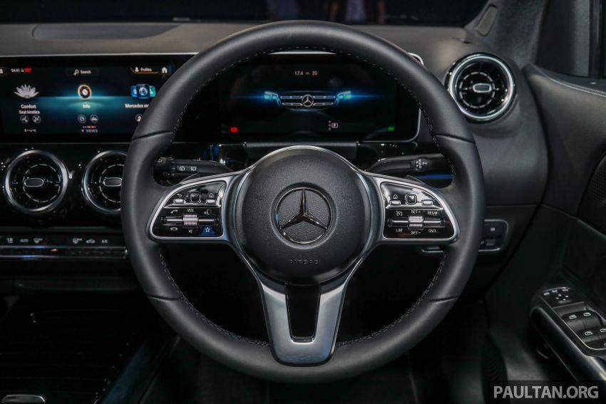 Mercedes-Benz GLA H247 2021 kini di M'sia — GLA 200, GLA 250 AMG Line, dari RM244k tanpa SST Image #1223731