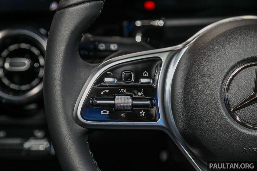 Mercedes-Benz GLA H247 2021 kini di M'sia — GLA 200, GLA 250 AMG Line, dari RM244k tanpa SST Image #1223732