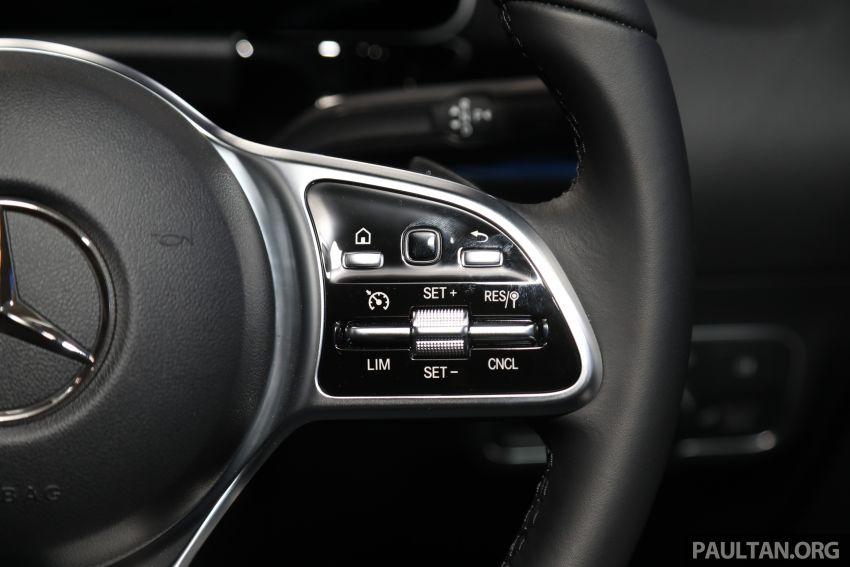 Mercedes-Benz GLA H247 2021 kini di M'sia — GLA 200, GLA 250 AMG Line, dari RM244k tanpa SST Image #1223733
