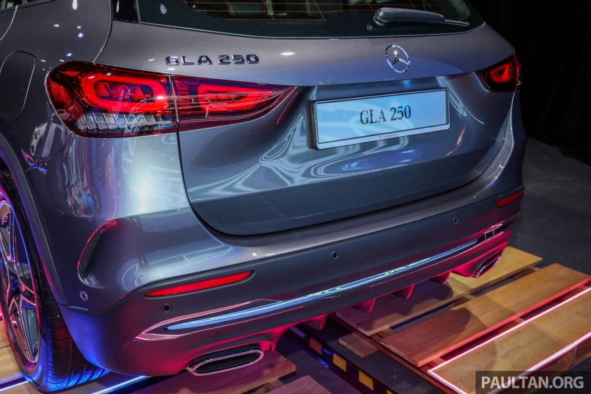 2021 Mercedes-Benz GLA launched in Malaysia – H247 GLA200, GLA250 AMG Line, from RM244k without SST Image #1223570