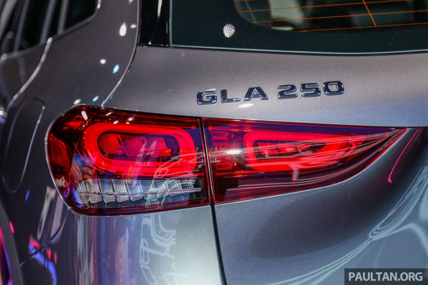 2021 Mercedes-Benz GLA launched in Malaysia – H247 GLA200, GLA250 AMG Line, from RM244k without SST Image #1223571