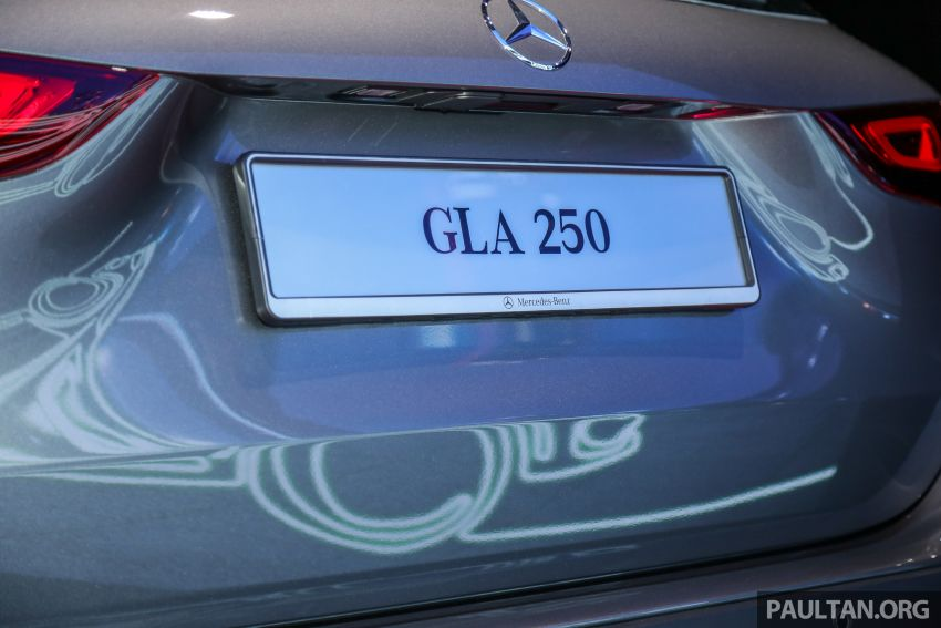 2021 Mercedes-Benz GLA launched in Malaysia – H247 GLA200, GLA250 AMG Line, from RM244k without SST Image #1223573