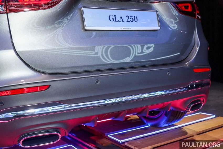 2021 Mercedes-Benz GLA launched in Malaysia – H247 GLA200, GLA250 AMG Line, from RM244k without SST Image #1223574