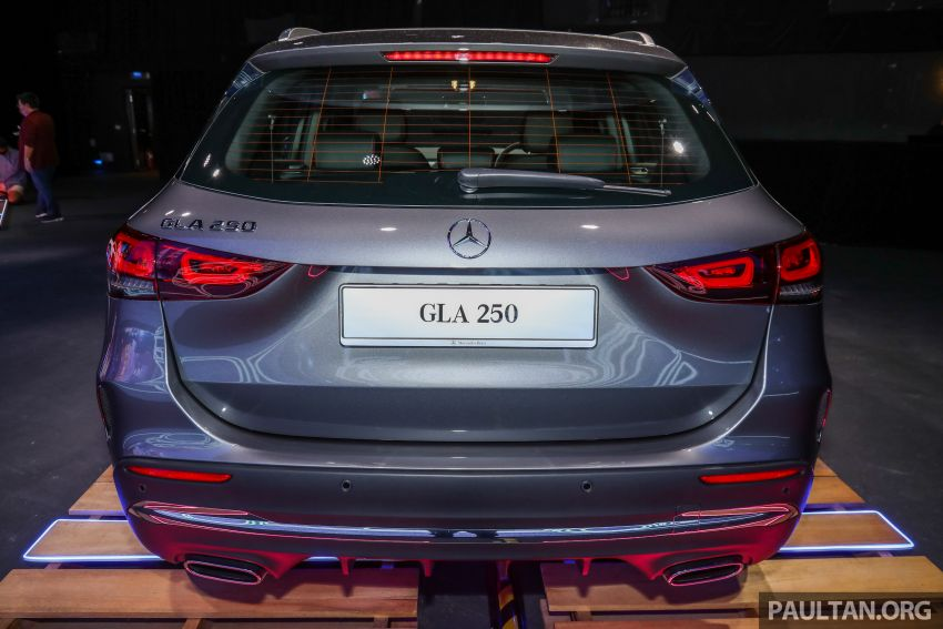 2021 Mercedes-Benz GLA launched in Malaysia – H247 GLA200, GLA250 AMG Line, from RM244k without SST Image #1223556