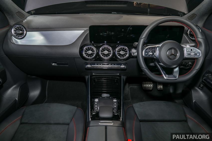 2021 Mercedes-Benz GLA launched in Malaysia – H247 GLA200, GLA250 AMG Line, from RM244k without SST Image #1223577