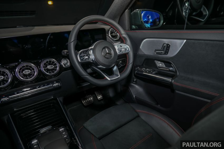 2021 Mercedes-Benz GLA launched in Malaysia – H247 GLA200, GLA250 AMG Line, from RM244k without SST Image #1223592