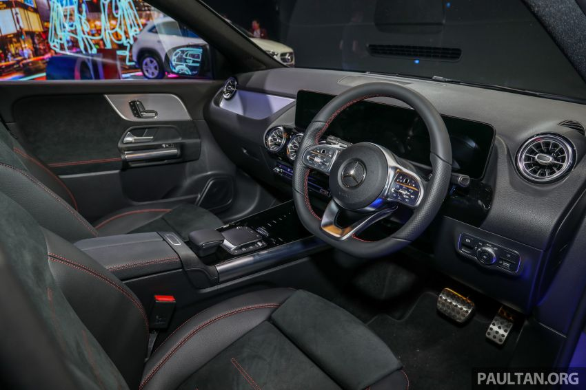2021 Mercedes-Benz GLA launched in Malaysia – H247 GLA200, GLA250 AMG Line, from RM244k without SST Image #1223578