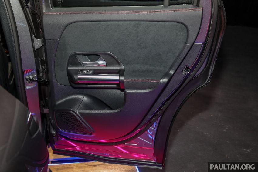 Mercedes-Benz GLA H247 2021 kini di M'sia — GLA 200, GLA 250 AMG Line, dari RM244k tanpa SST Image #1223837