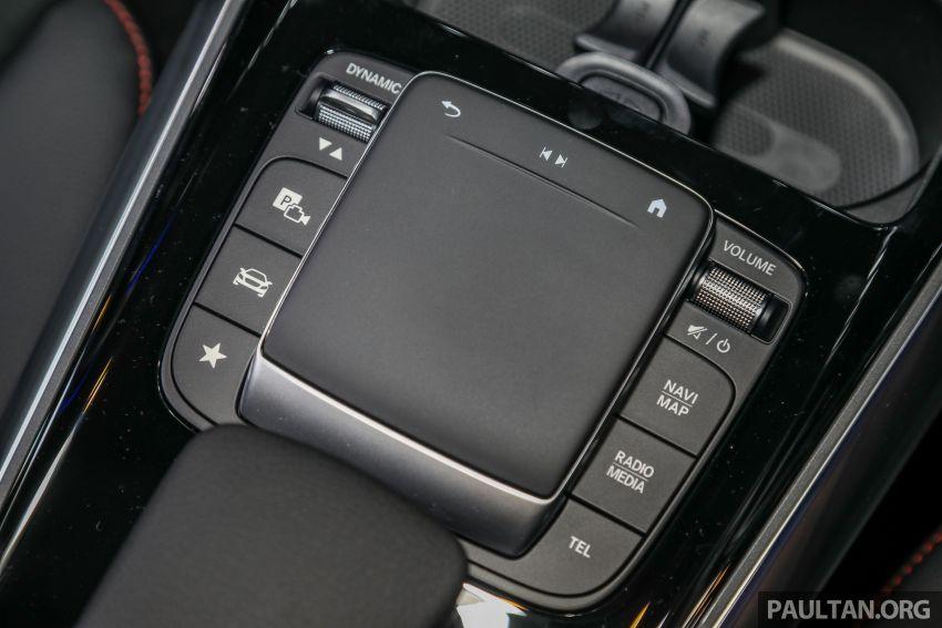 Mercedes-Benz GLA H247 2021 kini di M'sia — GLA 200, GLA 250 AMG Line, dari RM244k tanpa SST Image #1223813