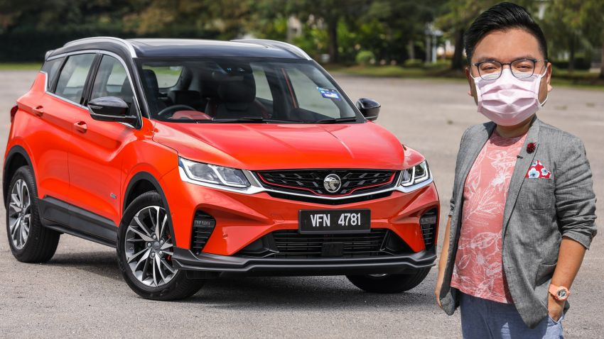 Proton X50 review – detailed look at the pros and cons Image #1228372