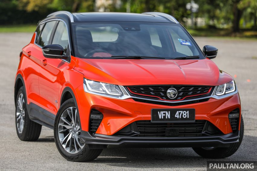 Proton X50 review – detailed look at the pros and cons Image #1228211