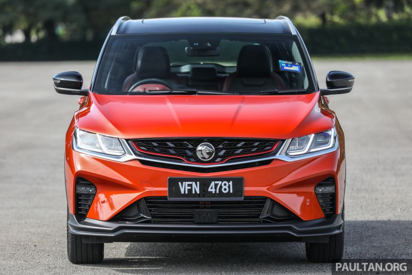 Proton X50 review – detailed look at the pros and cons Image #1228221