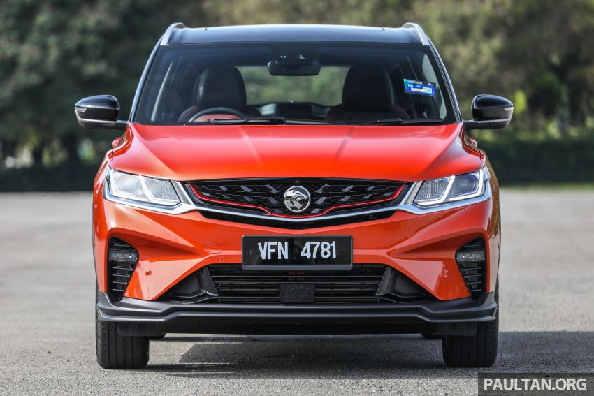 Proton X50 review – detailed look at the pros and cons Image #1228222