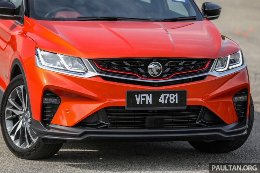 Proton X50 review – detailed look at the pros and cons Image #1228225