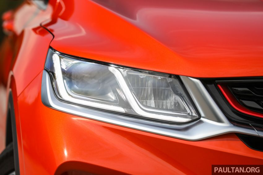 Proton X50 review – detailed look at the pros and cons Image #1228226