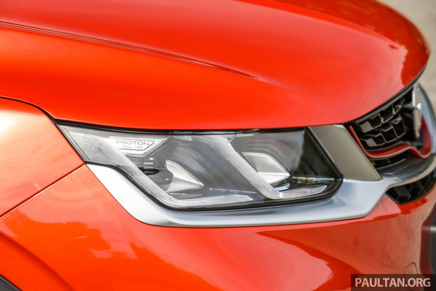Proton X50 review – detailed look at the pros and cons Image #1228227
